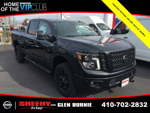 2019 Titan XD Crew Cab,  Pickup #E509493 - photo 1