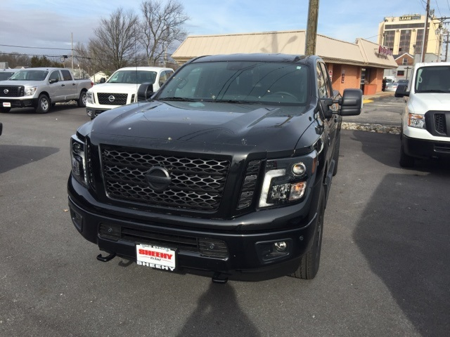 2019 Titan XD Crew Cab,  Pickup #E509493 - photo 3