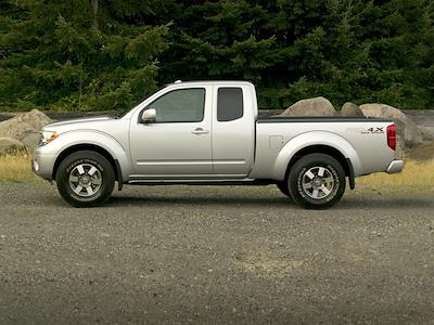 2013 Nissan Frontier Crew Cab 4x4, Pickup #E509498A - photo 1