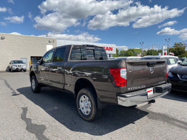 2019 Titan XD Crew Cab,  Pickup #E509537 - photo 5