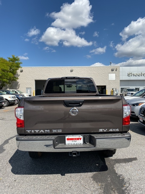 2019 Titan XD Crew Cab,  Pickup #E509537 - photo 6