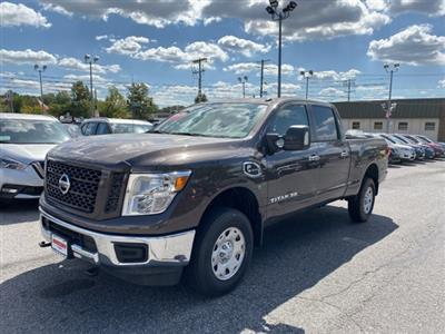 2019 Titan XD Crew Cab,  Pickup #E509537 - photo 4