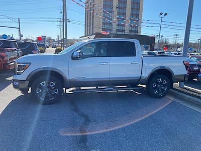 2021 Nissan Titan 4x4, Pickup #E510037 - photo 4
