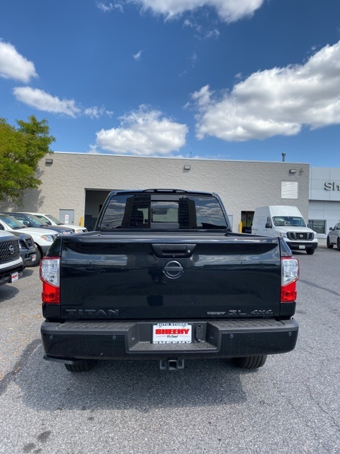 2019 Titan Crew Cab 4x4,  Pickup #E510473 - photo 6