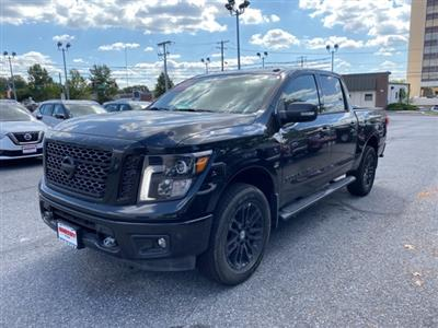2019 Titan Crew Cab 4x4,  Pickup #E510473 - photo 4