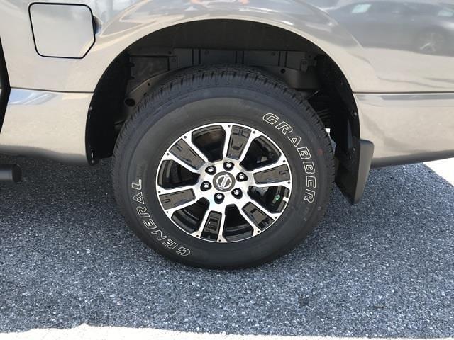 2021 Nissan Titan 4x4, Pickup #E510891G - photo 12