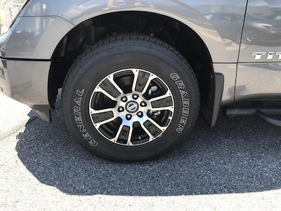 2021 Nissan Titan 4x4, Pickup #E510891G - photo 11