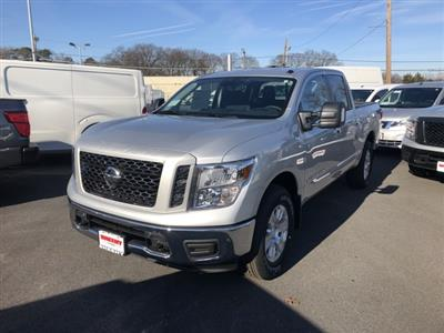 2019 Titan Crew Cab 4x4,  Pickup #E513082 - photo 4
