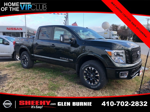 2019 Titan Crew Cab 4x4,  Pickup #E514365 - photo 1