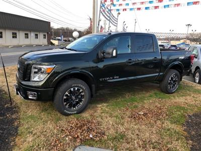 2019 Titan Crew Cab 4x4,  Pickup #E514365 - photo 5