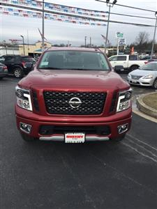 2019 Titan Crew Cab 4x4,  Pickup #E516631 - photo 3