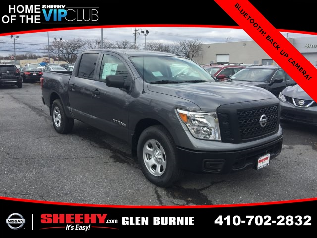 2019 Titan Crew Cab 4x4,  Pickup #E516816 - photo 1