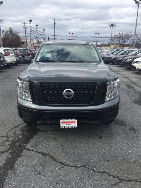 2019 Titan Crew Cab 4x4,  Pickup #E516816 - photo 7