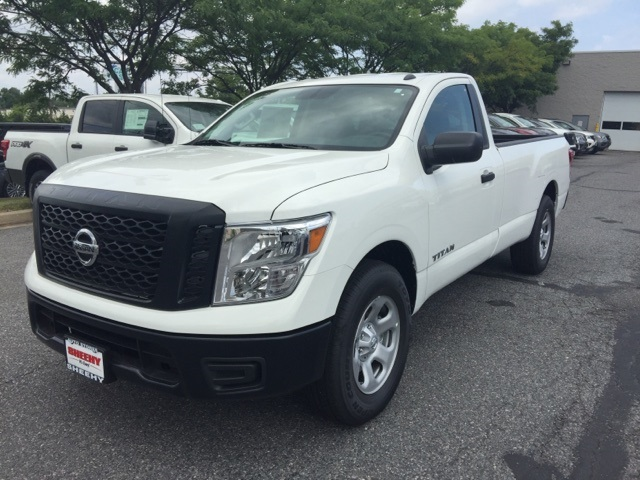 2019 Titan Single Cab 4x2, Pickup #E525713 - photo 4