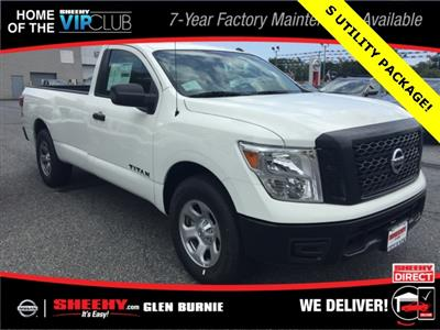 2019 Titan Single Cab 4x2,  Pickup #E525713 - photo 1