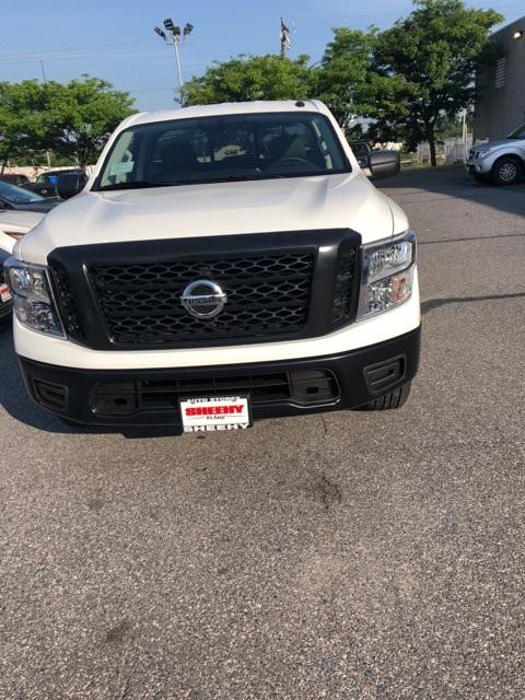 2019 Titan Single Cab 4x4,  Pickup #E526028 - photo 4
