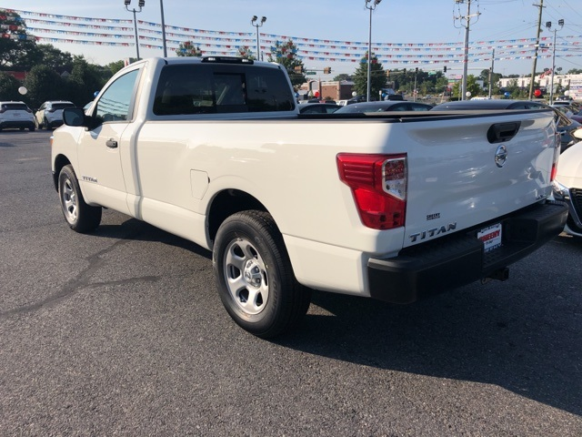 2019 Titan Single Cab 4x4,  Pickup #E526028 - photo 2