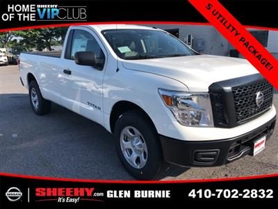 2019 Titan Single Cab 4x4,  Pickup #E526028 - photo 3
