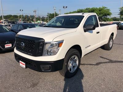 2019 Titan Single Cab 4x4,  Pickup #E526028 - photo 1
