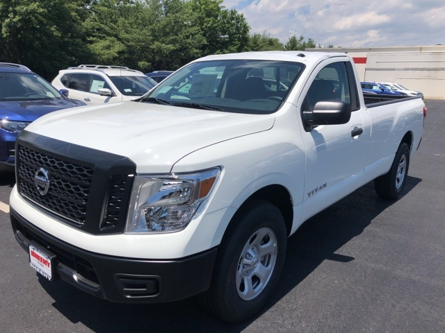 2019 Titan Single Cab 4x4,  Pickup #E526118 - photo 4