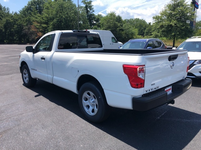 2019 Titan Single Cab 4x4,  Pickup #E526118 - photo 5