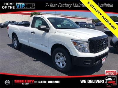 2019 Titan Single Cab 4x4,  Pickup #E526118 - photo 1