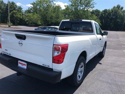 2019 Titan Single Cab 4x4,  Pickup #E526118 - photo 2