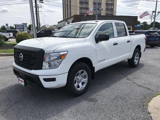 2021 Nissan Titan 4x4, Pickup #E526432 - photo 8