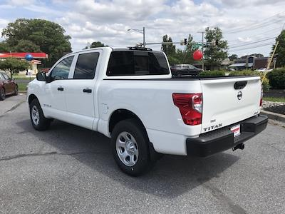 2021 Nissan Titan 4x4, Pickup #E526432 - photo 7