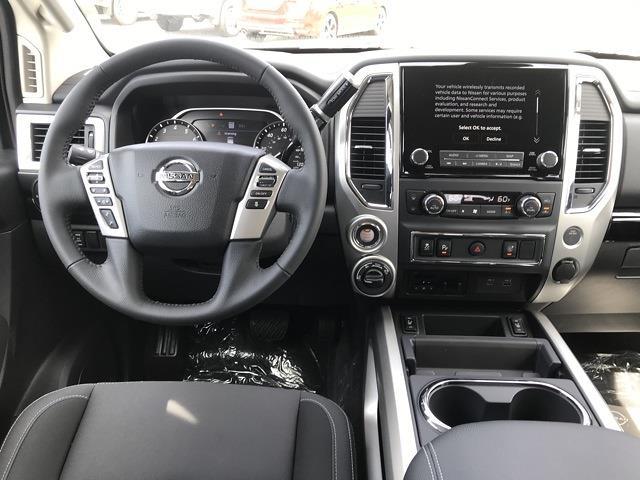 2021 Nissan Titan 4x4, Pickup #E526707 - photo 22