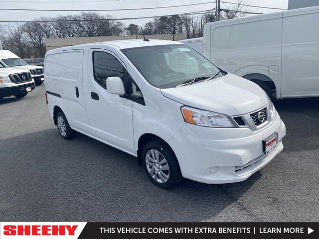 2021 Nissan NV200 4x2, Empty Cargo Van #E690593 - photo 1