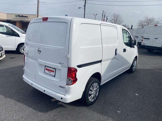 2021 Nissan NV200 4x2, Empty Cargo Van #E690593 - photo 5