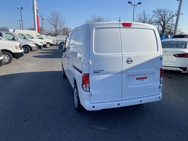 2021 Nissan NV200 4x2, Empty Cargo Van #E690636 - photo 3
