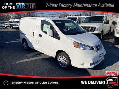 2021 Nissan NV200 4x2, Empty Cargo Van #E690636 - photo 1