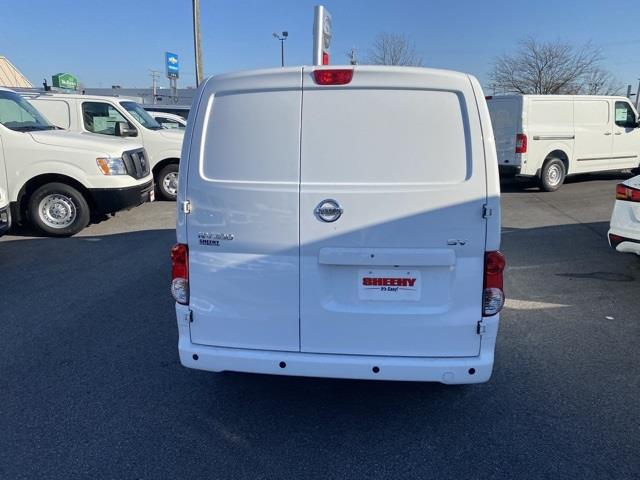 2021 Nissan NV200 4x2, Empty Cargo Van #E690712 - photo 16