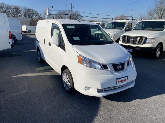 2021 Nissan NV200 4x2, Empty Cargo Van #E690712 - photo 4