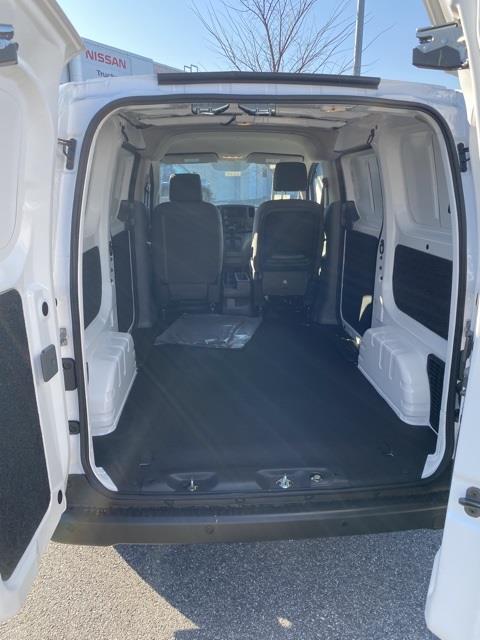 2021 Nissan NV200 4x2, Empty Cargo Van #E690726 - photo 1