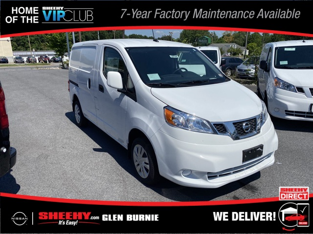 2020 Nissan NV200 4x2, Empty Cargo Van #E691793 - photo 1