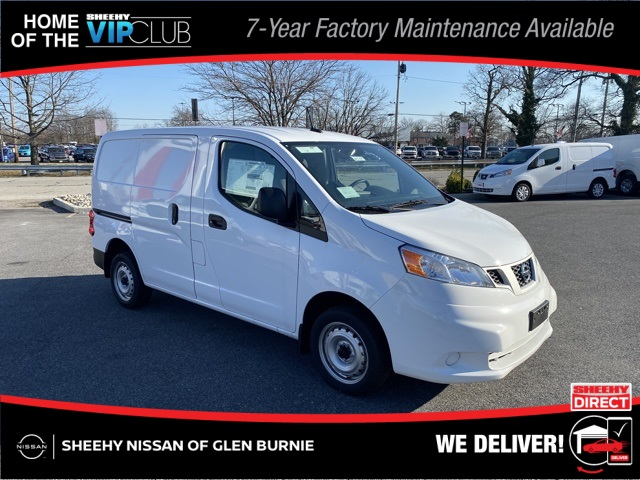 2021 Nissan NV200 4x2, Empty Cargo Van #E692669 - photo 1