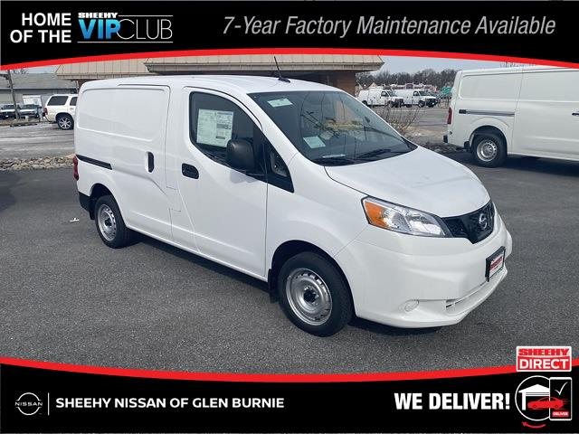 2021 Nissan NV200 4x2, Empty Cargo Van #E692847 - photo 1