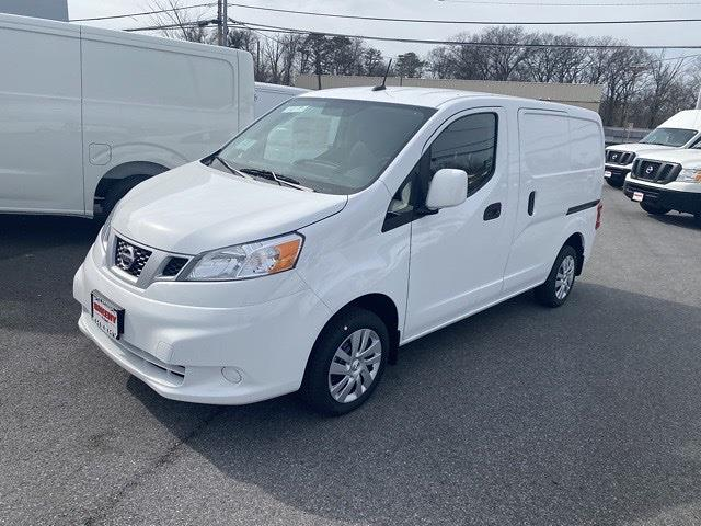 2021 Nissan NV200 4x2, Empty Cargo Van #E692967 - photo 8