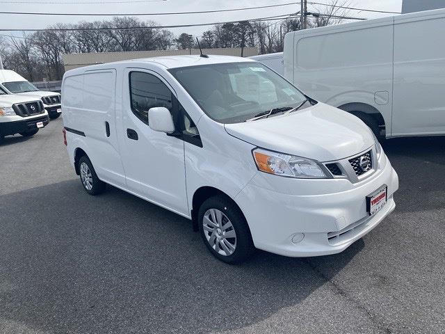 2021 Nissan NV200 4x2, Empty Cargo Van #E692969 - photo 1