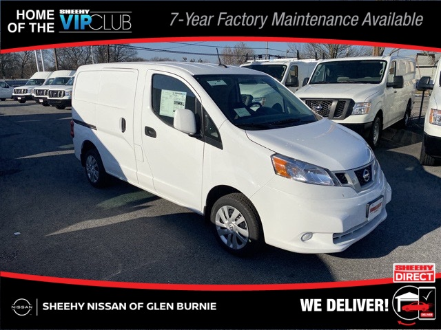 2021 Nissan NV200 4x2, Empty Cargo Van #E693034 - photo 1