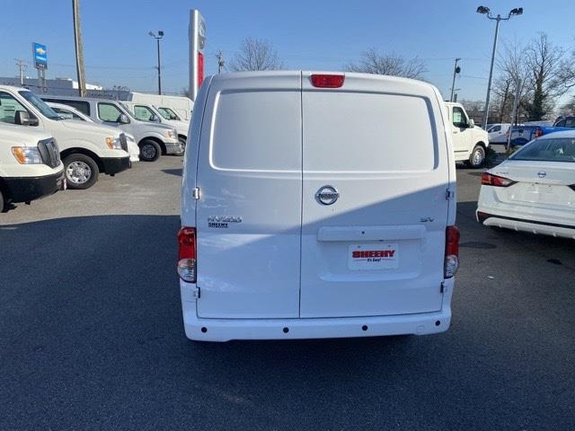 2021 Nissan NV200 4x2, Empty Cargo Van #E693034 - photo 15
