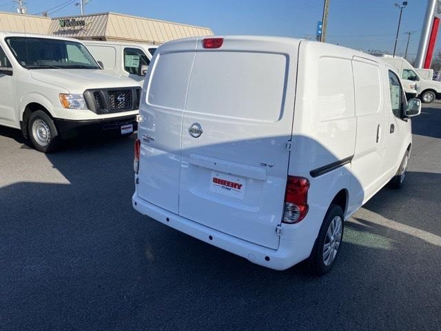 2021 Nissan NV200 4x2, Empty Cargo Van #E693034 - photo 3