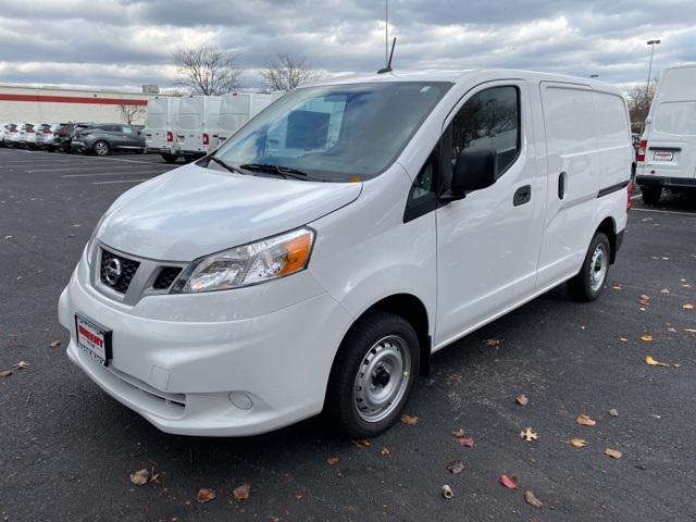 2020 Nissan NV200 4x2, Empty Cargo Van #E693056 - photo 1