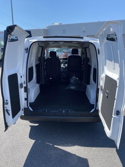 2020 Nissan NV200 4x2, Empty Cargo Van #E693451 - photo 1