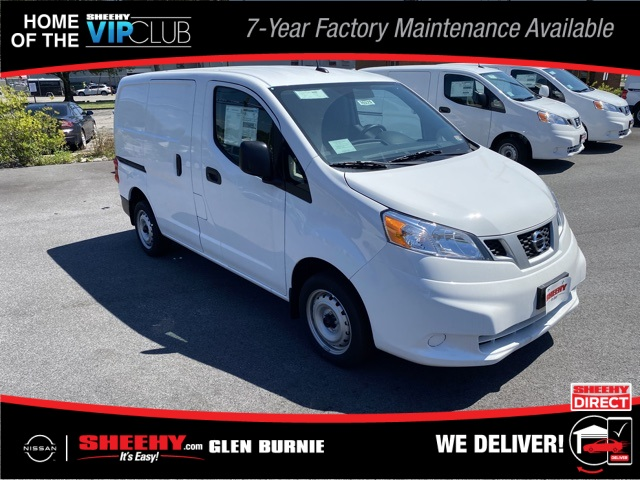 2020 Nissan NV200 4x2, Empty Cargo Van #E693780 - photo 1