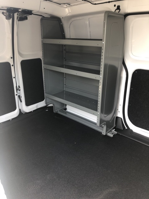2020 Nissan NV200 4x2, Adrian Steel Upfitted Cargo Van #E694855 - photo 1