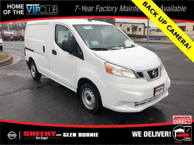 2020 Nissan NV200 4x2, Empty Cargo Van #E694964 - photo 1